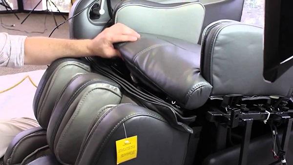 Cách chọn mua ghế massage toàn thân Nhật cũ còn tốt