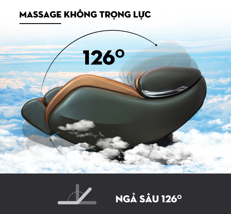 Ghế massage Okasa OS-868 Plus